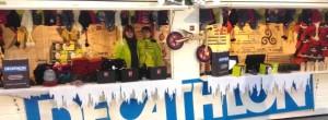 Chalet Decathlon sur le Marche de Noël de Rennes