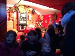 La maison du Père Noël sera au rendez-vous : Rejoignez le père Noël dans sa maison pour lui faire part de vos souhaits de cadeaux