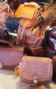 Les sacs de Folliau Maroquinerie