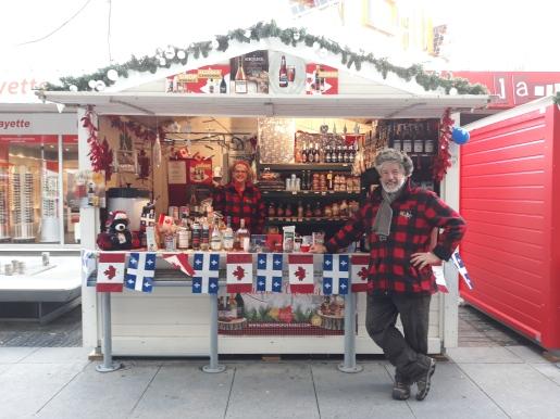 Épicerie canadienne