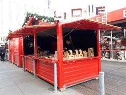 idées cadeaux au marché de noël de rennes