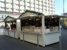 marché de noël de rennes