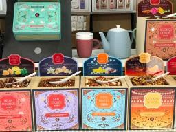 thé et infusions de noël au marché de noël de rennes colombia